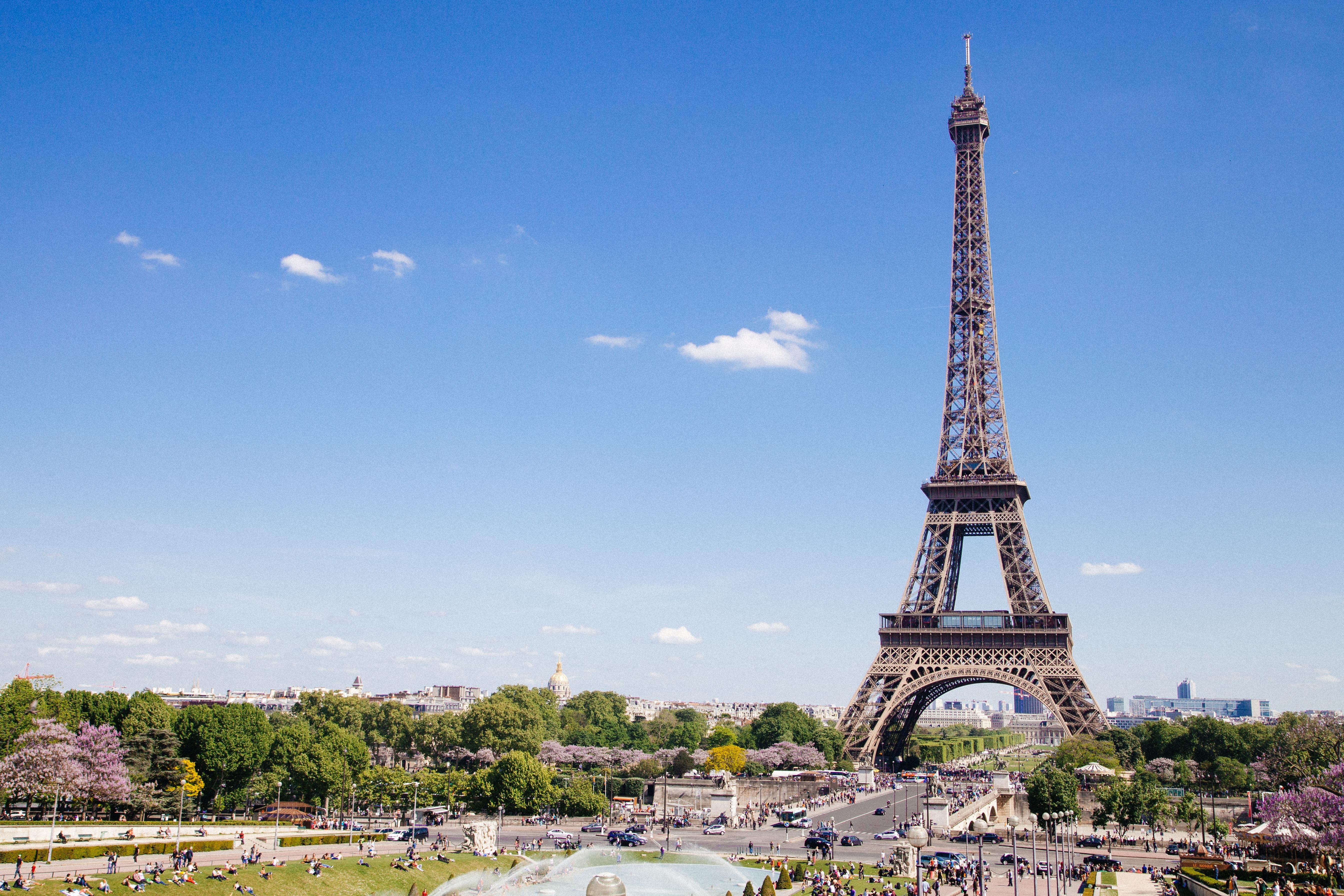 Paris avec ELYZEA