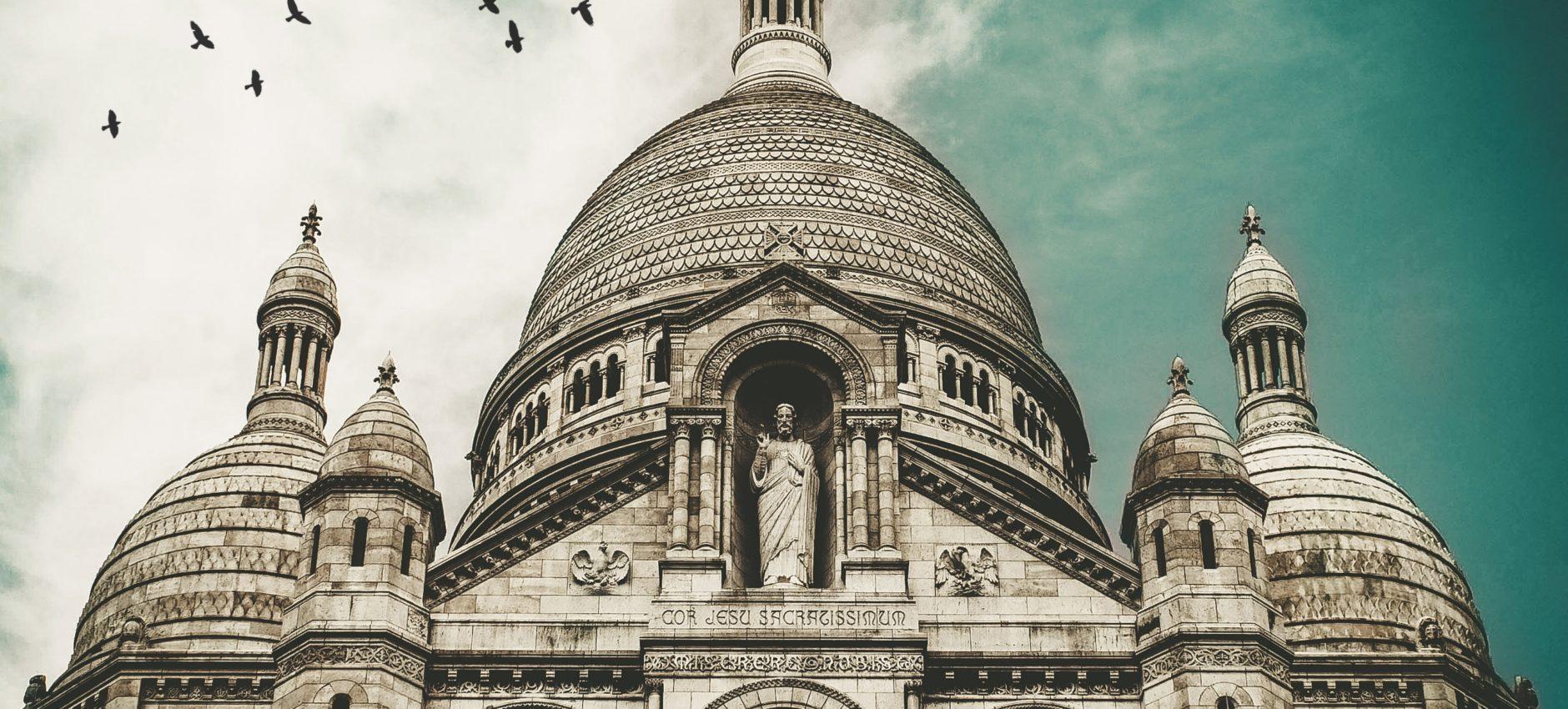 Basilique Sacré Coeur - Paris