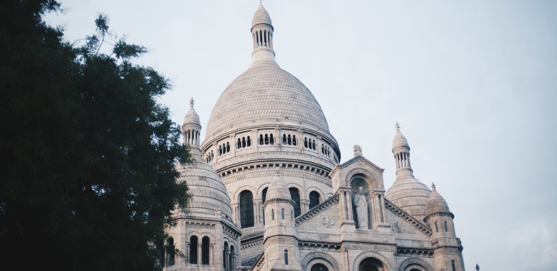 Basilique Sacré Coeur avec ELYZEA