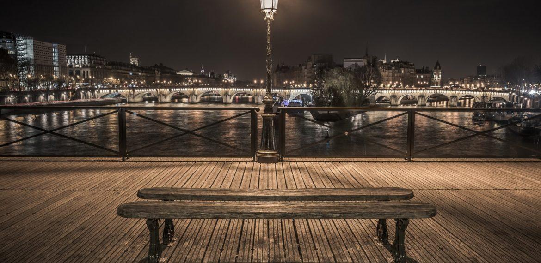Pont des Arts avec ELYZEA
